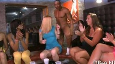Step dad fucks daughter anal first time and family strokes black friend's